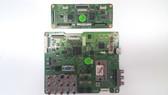SAMSUNG PN50B430P2D MAIN & TCON BOARD SET BN41-01154A / BN94-02841A & LJ41-05903A / LJ92-01617A (REV: AA1)