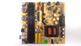 JVC LT-55UE76 POWER SUPPLY BOARD TV5502-ZC02-01 / 1010082457