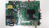 TCL 32S3750 MAIN BOARD / POWER SUPPLY 40-UX38M0-MAD2HG / V8-UX38001-LF1V032