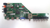 HITACHI LE65K6R9 MAIN BOARD T.MS3393.72 / 50023393B00730
