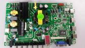 """TV LED 43"""", HITACHI ,LE43A509, MAIN BOARD , 999S5C70 ,JUC7.820.00134877"""
