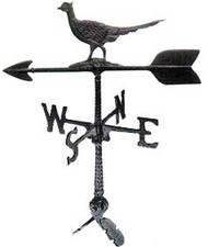 Weathervane: 24in. Pheasant With Mount