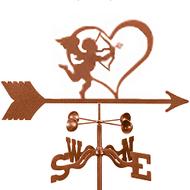 Cupid Weathervane With Mount