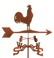 Bird-Rooster Weathervane with mount