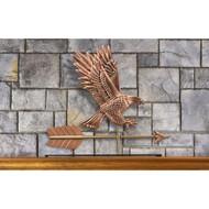American Bald Eagle Mantel Weathervane