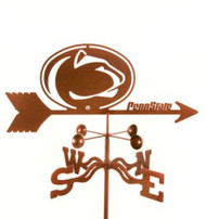 Penn State Nittany Lions Logo Weathervane With Mount