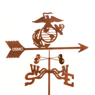 Marines Logo Weathervane With Mount