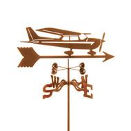 Airplane-Cessna Weathervane w/mount