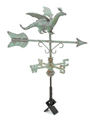 Weathervane - Cottage Dragon