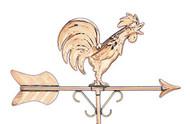 Weathervane - Polished - Cottage Rooster