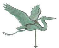 Weathervane - Heron