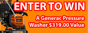 generac power washer contest