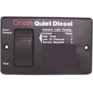 Cummins Onan 300-4942 Basic Remote Start Panel