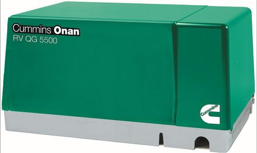 Cummins Onan 5.5HGJAB-1119 QG 5500W Propane RV Generator