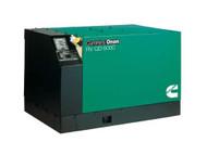 Cummins Onan 6HDKAH-1044 QD 6000W 120V Diesel RV Generator
