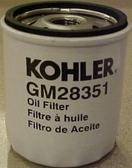 Kohler GM28351 Oil Filter