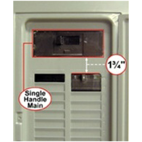 Interlock Kit K-5010 for Square D QO & Square D Homeline Panels