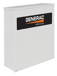 Generac RTSN100K3 100A 3Ø-277/480V Nema 3R Automatic Transfer Switch