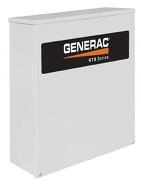 Generac RTSN400K3 400A 3Ø-277/480V Nema 3R Automatic Transfer Switch