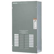 Kohler RXT-JFNA-0100B 100A 1Ø-120/240V Nema 1 Automatic Transfer Switch with 16-circuit Load Center