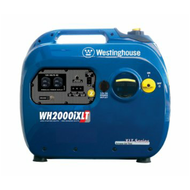 Westinghouse WH2000iXLT 2000W Digital Inverter Generator