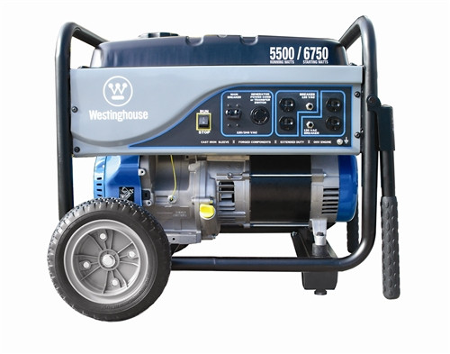 Westinghouse wh5500 portable generator free shipping for Yamaha generators canada