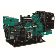 Cummins Onan Commercial Series SD10000 10kW Diesel Mobile Generator