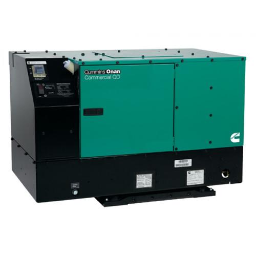 Cummins Onan Commercial Series QD10000 10kW Diesel Mobile Generator