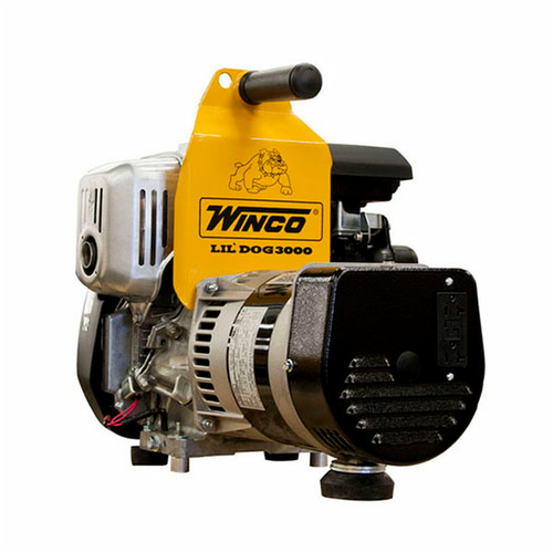 Winco W3000H 2400W Electric Start Portable Generator with Honda GC Engine