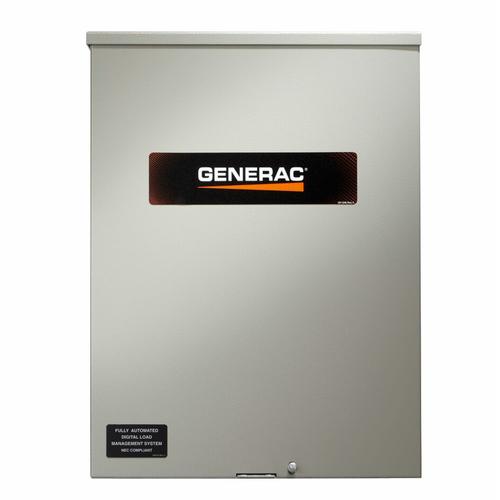 Generac RTSC200A3 200A 1Ø-120/240V Nema 3R Automatic Transfer Switch
