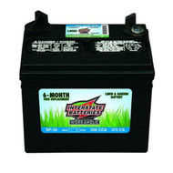 Interstate SP-35/35R 12V Group U1 300 CCA Battery