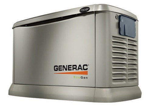Generac EcoGen 7034 15kW Generator for Off Grid Applications