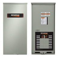 Generac RXG16EZA3 100A 1Ø-120/240V Nema 3R Automatic Transfer Switch with 16-circuit Load Center