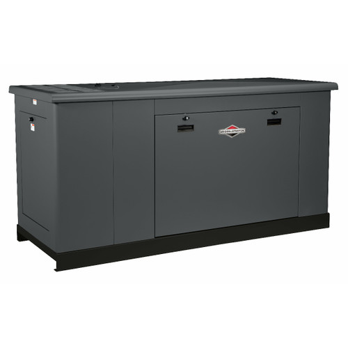 Briggs & Stratton 76343 35kW 3-Phase 120/240V Generator with InteliLite Controller