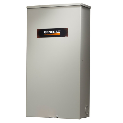 Generac RTSW200K3 200A 3Ø-277/480V Service Rated Nema 3R Automatic Transfer Switch