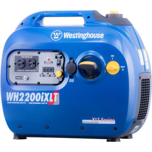 Westinghouse WH2200iXLT 1800W Digital Inverter Generator