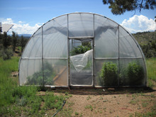 Greenhouse Fitting Kit 20' X 20' (7 Purlin)