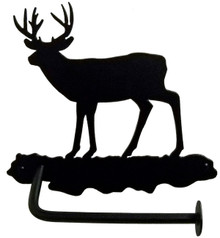 Deer Buck Toilet Tissue Holder