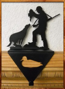 Duck Hunter Stocking Holder