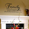 Family like branches on a tree - Wall Decal