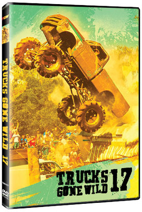 TRUCKS GONE WILD 17 DVD COVER