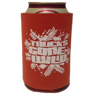TGW CAN KOOZIE - ORANGE
