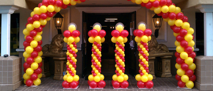 Balloons Arches Do-it-Yourself