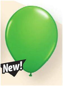 "11"" Qualatex Spring Green Balloons 100ct #45712"