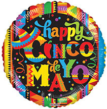 "18"" Cinco De Mayo 1ct"