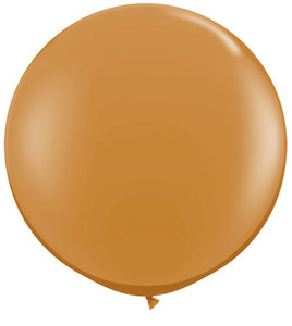 36-inch-mocha-brown-balloon