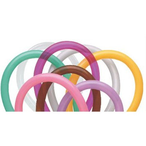 260Q Qualatex Twisting Balloons Entertainer Assortment  250 Bag