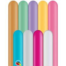 twisting balloons entertainer color assortment