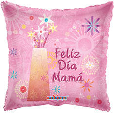 "9"" Mini Feliz Dia Mama 1ct"