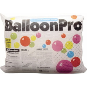 "Balloon Pro Drop Net-14' x 50' Holds 1300 9"" Latex Balloons #C2000-13"